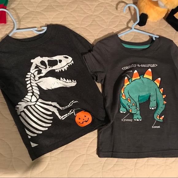 5d26c5f9d63 Bundle of 2 kids Halloween shirts. M 5a9205d9d39ca2785a7cc3bc